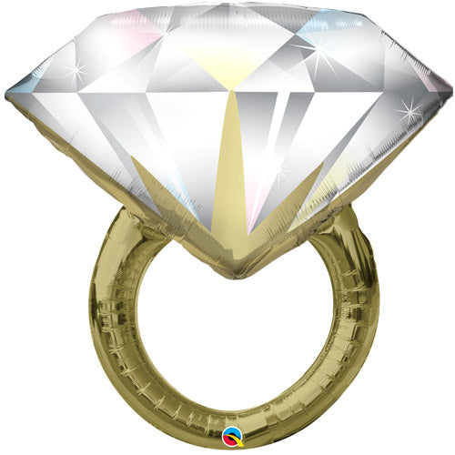 Diamond Wedding Ring SuperShape