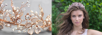 Feel Like a Princess with Royal Wedding-Worthy Crowns
