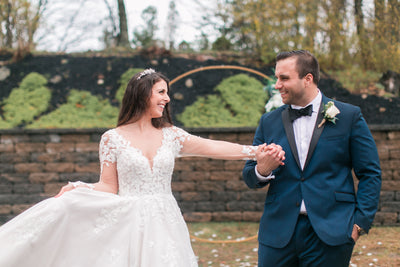 This Dreamy Backyard Wedding will Give You *ALL* the Feels