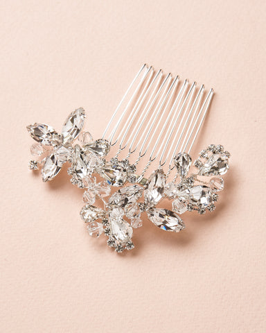 Dareth Colburn Wedding Blog | Maddie Bridal Comb | Wedding Hair Accessories