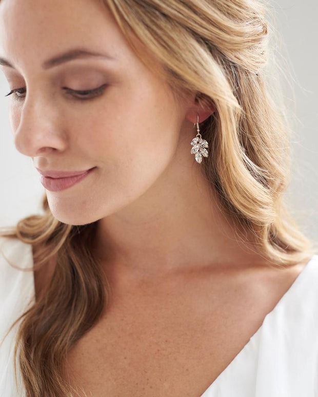 Bridal Drop Earring