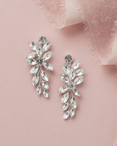 Abby Crystal Earrings