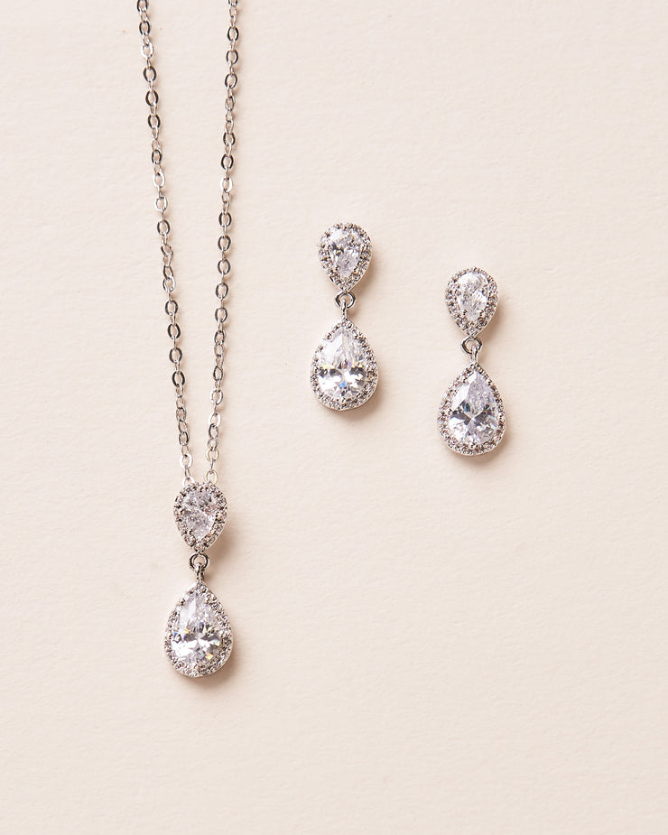 CZ Bridesmaid Jewelry