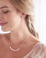 Pearl Jewelry Set Bridal