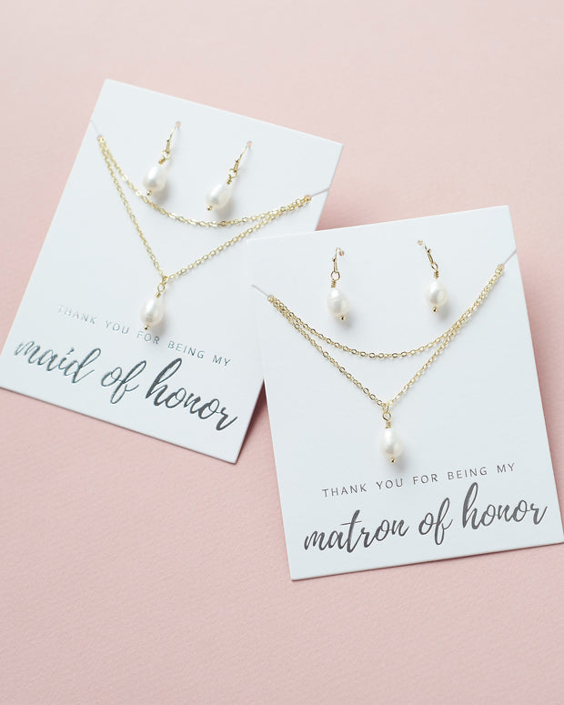 Jewelry for your Bridal Party