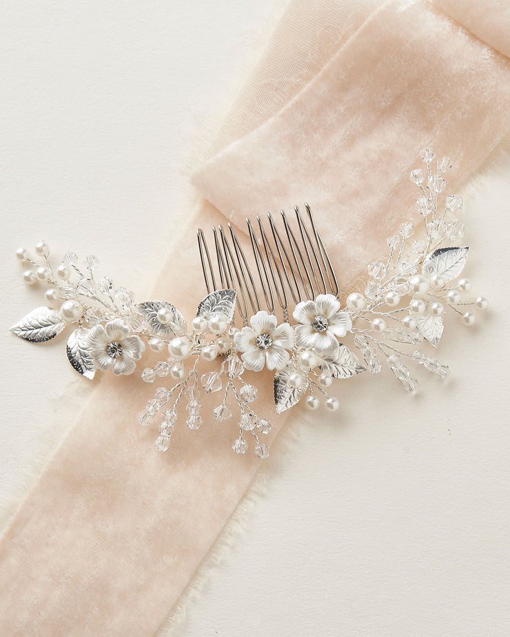 Pearl Bridal Hair Accessories