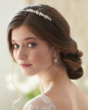 Pearl Headband for Bride