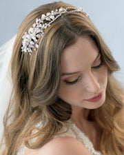 Floral Headband Wedding