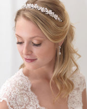 Crystal Headpiece Bride