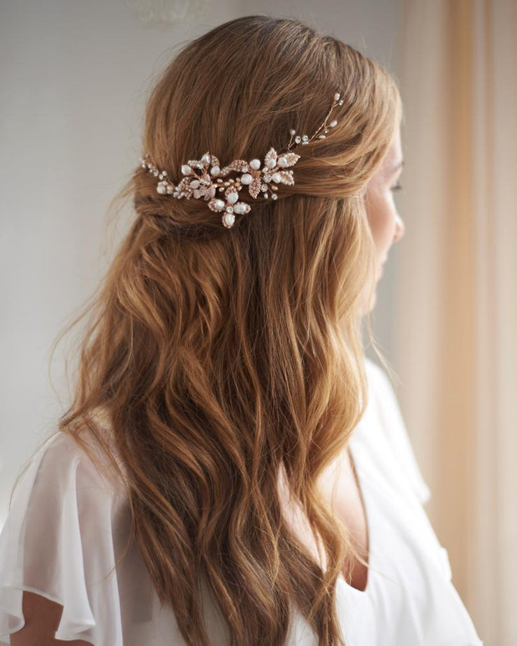 Bride Hair Vine