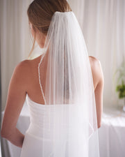 Embellished Bridal Veil