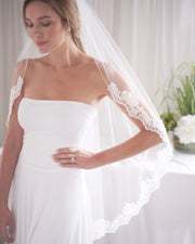 Wedding Veil with Lace