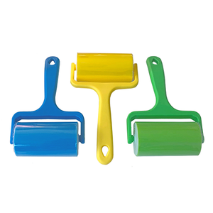 4 Piece Sticky Roller Set