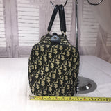 Christian Dior Monogram Boston Speedy Bag-Bags-Dior-Black-JustGorgeousStudio.com