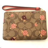 Coach Zippy Pouch Wristlet - Authentic Bags Only - Just Gorgeous Studio