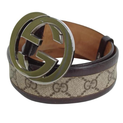Gucci GG Supreme Belt-Clothing, Shoes & Accessories-Gucci-JustGorgeousStudio.com