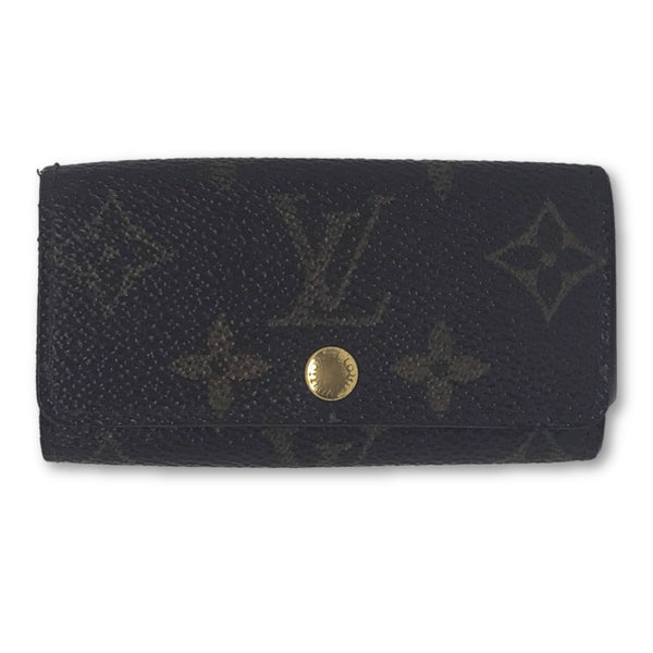 Louis Vuitton 4 Key Wallet - Authentic Bags Only - Just Gorgeous Studio