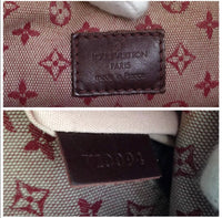 Louis Vuitton Mary Kate Cherry Mini Lin Idylle Cross Body-Sold-Louis Vuitton-Cherry/red-JustGorgeousStudio.com