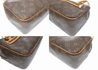 Louis Vuitton Monogram Cité-Bags-Louis Vuitton-Brown-JustGorgeousStudio.com