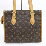 Louis Vuitton Monogram Popincout Haut Tote Bag-Bags-Louis Vuitton-Brown-JustGorgeousStudio.com