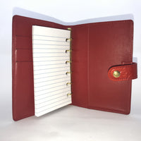 Louis Vuitton Red Monogram Vernis Agenda PM-Agenda, Books, and Writing-Louis Vuitton-red-JustGorgeousStudio.com