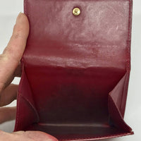 Louis Vuitton Red Vernis Elise Wallet-Sold Items-Louis Vuitton-Red-JustGorgeousStudio.com