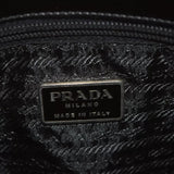 Prada Vernice Shoulder Tote Bag-Sold Items-PRADA-Black-JustGorgeousStudio.com