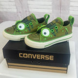 Special Edition Converse Chuck Taylor | Infant Size 5-Clothing, Shoes & Accessories-Converse-Green/White-JustGorgeousStudio.com
