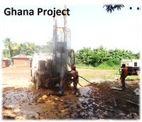 Ghana Water Projects- Upper East Region