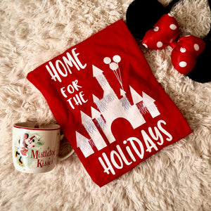 Home for the Holidays-Disneyland