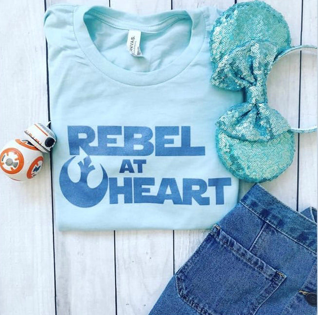 Rebel at Heart