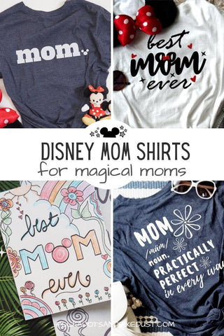 Disney Mothers Day Shirt for the Disney Mom