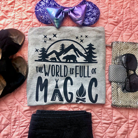Brother Bear The World is Full of Magic Shirt