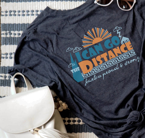 Hercules I can go the Distance shirt