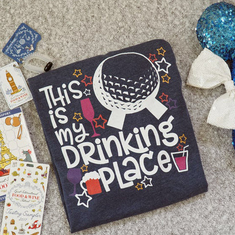 EPCOT Food and Wine Festival shirt Drinking Place