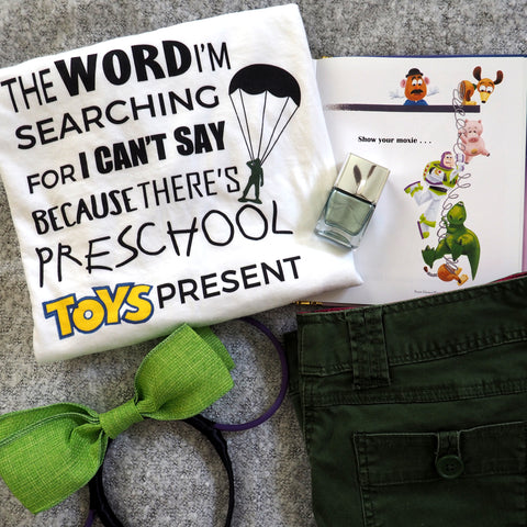 Toy Story Quote Shirt