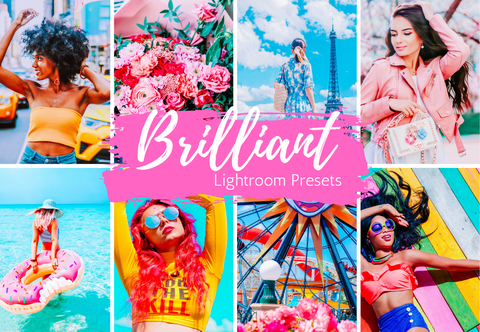 Brilliant Vibrant Mobile Lightroom Presets 6 Lightroom Presets