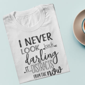 Incredible's Edna Never Look Back Disney-Inspired T-shirt