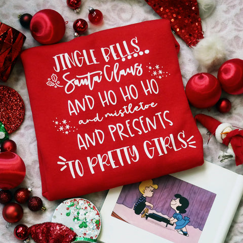 Charlie Brown Christmas Quote Sweatshirt