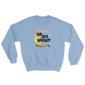 After Hour, Disney Princess, Wishing on a Star, Up all Night Sweatshirt