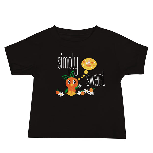 Disney Orange Bird Baby Shirt Simply Sweet Walt Disney World Magic Kingdom Disney Baby Shirt