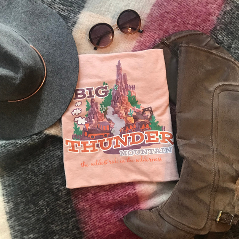 Big Thunder Mountain Disney T-Shirt
