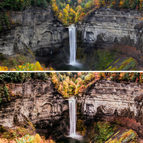 Fall Lightroom Mobile Preset, Fall Pixie Mobile Preset