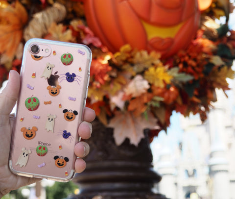 Disney Halloween iPhone Case