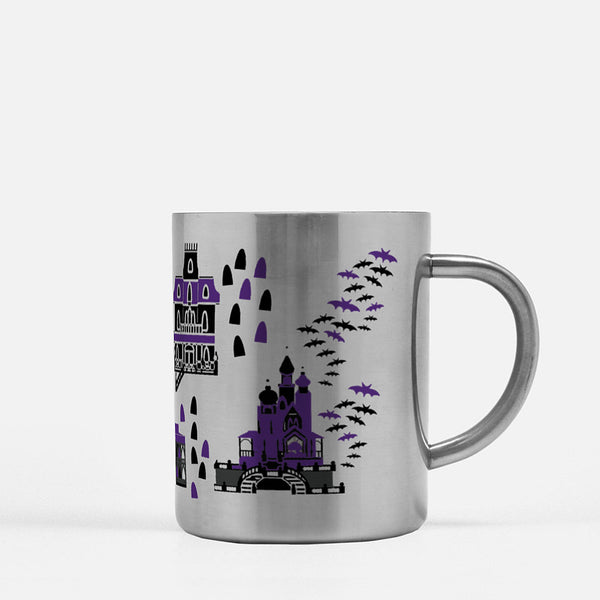 Haunted Mansion Disney Mug 15 oz Stainless Steel