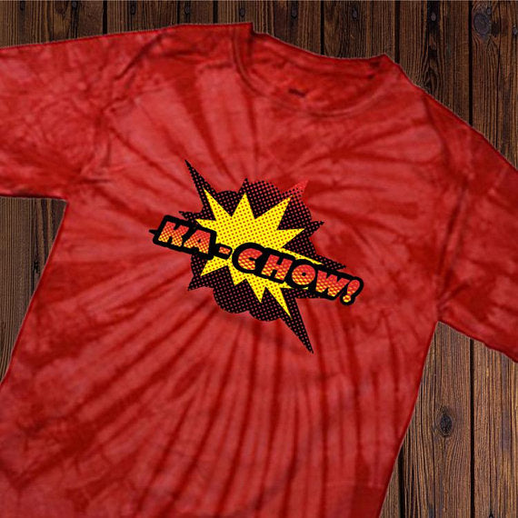 Lightning McQueen Cars KIDS T-Shirt, Kachow!