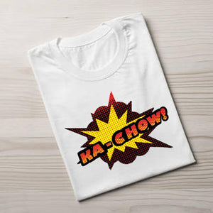 Cars Kachow Lightning McQueen Graphic T-shirt