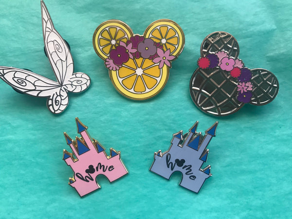 SECONDS B GRADE hard Enamel Pins