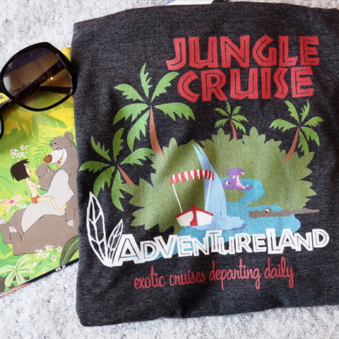 Jungle Cruise Adventureland Disney T-shirt