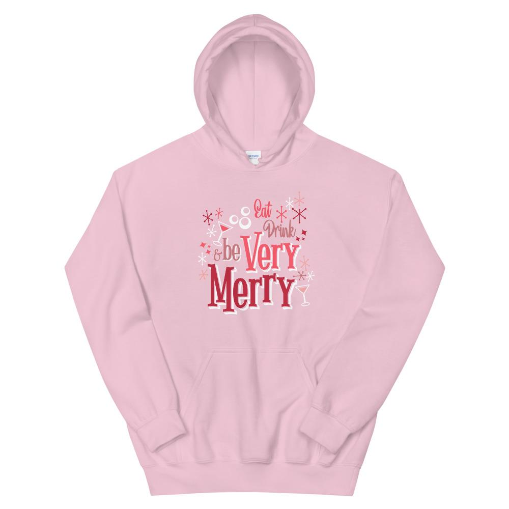 Mickey's Very Merry Hoodie READY TO SHIP Disney Christmas Party Disney Hooded Sweatshirt- SMALL